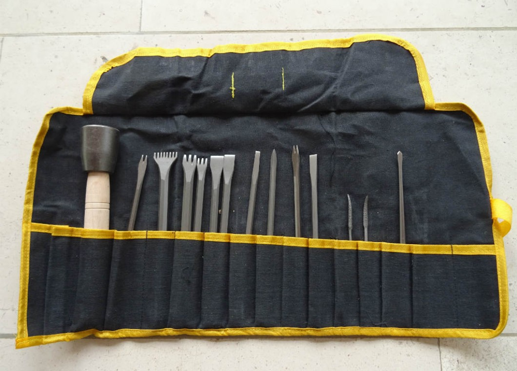 Trousse 14 outils de sculpture
