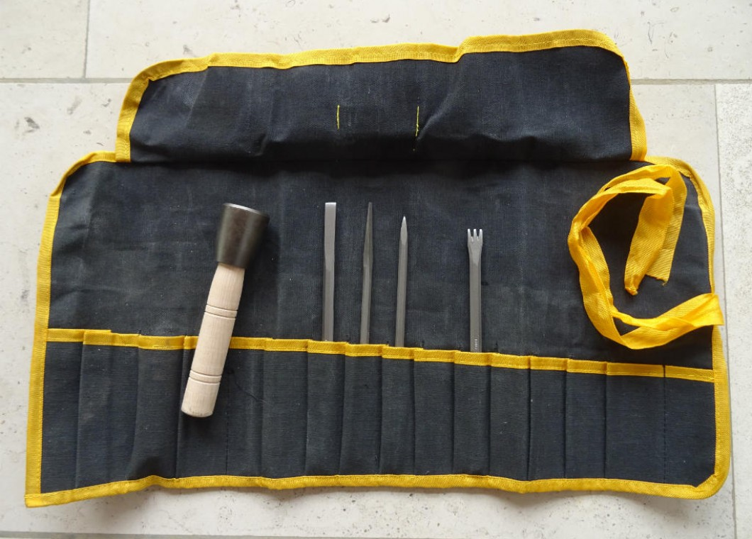 Trousse 5 outils de sculpture